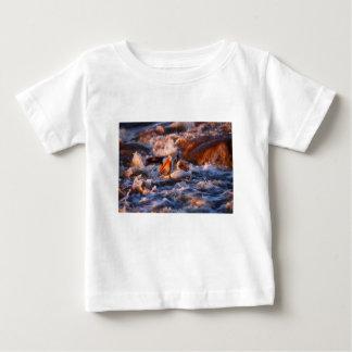 Camiseta Para Bebê Gole