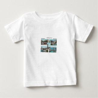 Camiseta Para Bebê Goteborg 1965