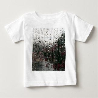 Camiseta Para Bebê Gotejamentos e gotas