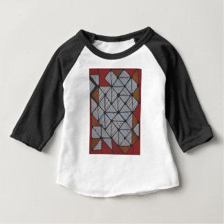Camiseta Para Bebê Grade do circuito