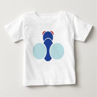 Camiseta Para Bebê Gráfico da mosca