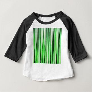Camiseta Para Bebê Grama verde de sussurro