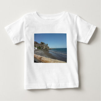 Camiseta Para Bebê Gran Canaria