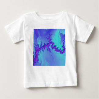 Camiseta Para Bebê Grand Canyon do estilo brilhante da nebulosa do