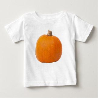 Camiseta Para Bebê Grande abóbora alaranjada da colheita da queda
