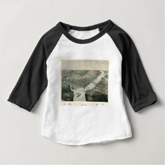 Camiseta Para Bebê greenbay1867