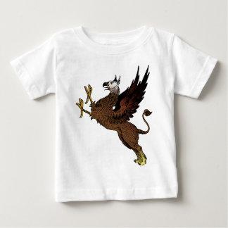 Camiseta Para Bebê Grifo