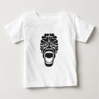Camiseta Para Bebê gritar estarrecente