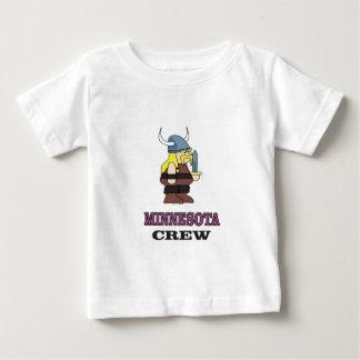 Camiseta Para Bebê Grupo de Minnesota