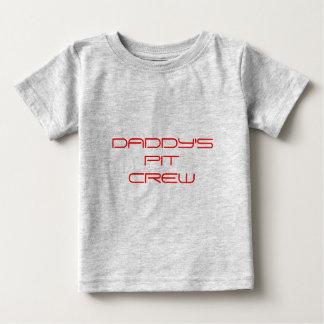 Camiseta Para Bebê grupo de poço do pai
