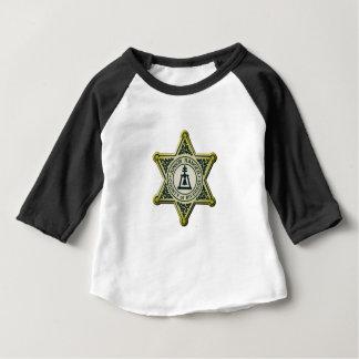 Camiseta Para Bebê Guarda florestal do júnior do beira-rio