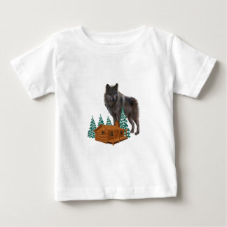 Camiseta Para Bebê Guardião da noite