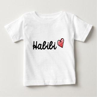 Camiseta Para Bebê Habib2i