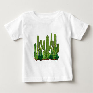 Camiseta Para Bebê Habitat de Sonoran