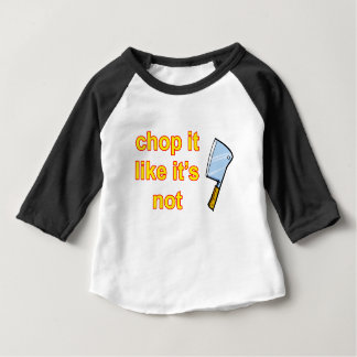 Camiseta Para Bebê hackmesser