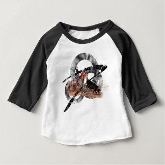 Camiseta Para Bebê Heeler