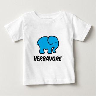 Camiseta Para Bebê Herbavore