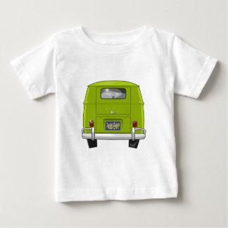 Camiseta Para Bebê Hippie 1962 Van