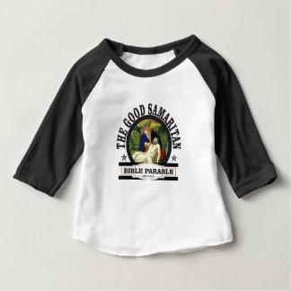 Camiseta Para Bebê história da bíblia do gs