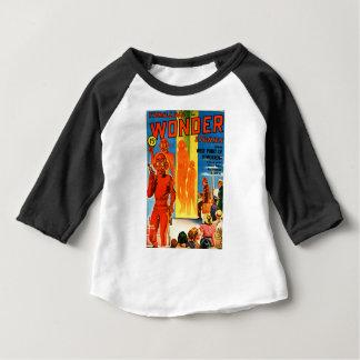 Camiseta Para Bebê Histórias de maravilha de excitação -- Westpoint