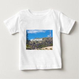 Camiseta Para Bebê Hollywood Hills