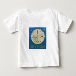 Camiseta Para Bebê Hora maçónica