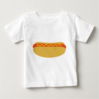 Camiseta Para Bebê Hotdog