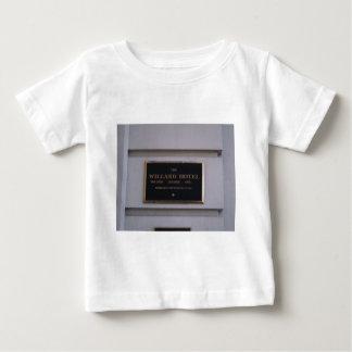Camiseta Para Bebê Hotel