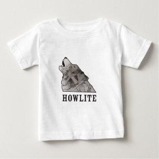 Camiseta Para Bebê howlite.ai