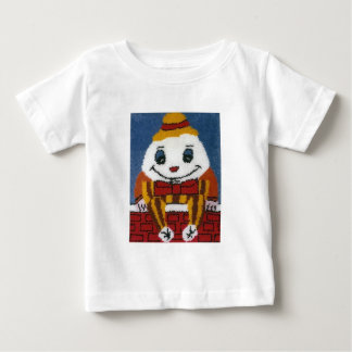 Camiseta Para Bebê Humpty Dumpty