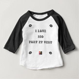 Camiseta Para Bebê I bobina Biológico (EXTREMAMENTE E VERDE) - Jogos