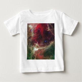 Camiseta Para Bebê IC 1848 formações da estrela da nebulosa da alma