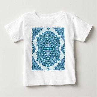 Camiseta Para Bebê Idade do despertar, bohemian, newage