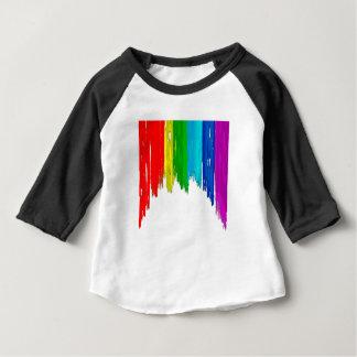 Camiseta Para Bebê Ideias da coleção do presente do orgulho as