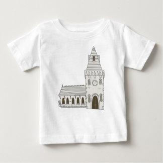 Camiseta Para Bebê Igreja Católica