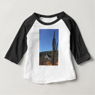 Camiseta Para Bebê Igreja ocidental velha