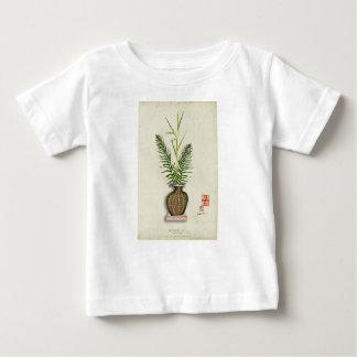 Camiseta Para Bebê ikebana 14 por fernandes tony