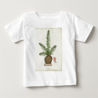 Camiseta Para Bebê ikebana 16 por fernandes tony