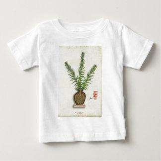 Camiseta Para Bebê ikebana 18 por fernandes tony