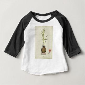 Camiseta Para Bebê ikebana 19 por fernandes tony