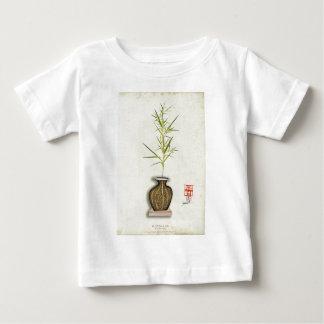 Camiseta Para Bebê ikebana 20 por fernandes tony