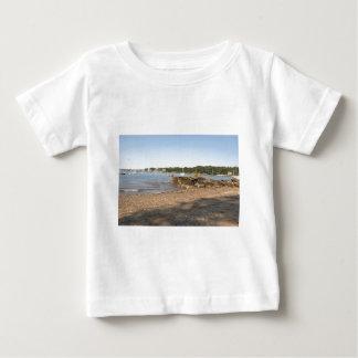 Camiseta Para Bebê Ilha dos picos, MIM praia do clube