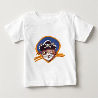 Camiseta Para Bebê ilustração engraçada do estilo dos desenhos
