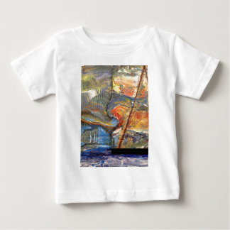 Camiseta Para Bebê image em acrílico