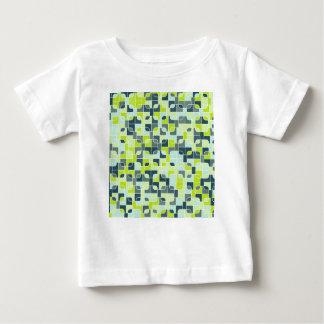 Camiseta Para Bebê imagem abstrata