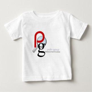 Camiseta Para Bebê Imagem do logotipo do grupo de Pailin