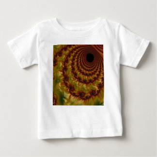 Camiseta Para Bebê IMG_0642.JPGred e buraco negro amarelo