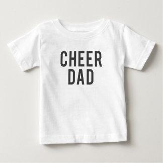 Camiseta Para Bebê Impressão agradável do pai do elogio