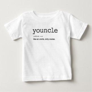 Camiseta Para Bebê Impressão engraçado da definição de Youncle