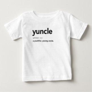 Camiseta Para Bebê Impressão engraçado da definição de Yuncle